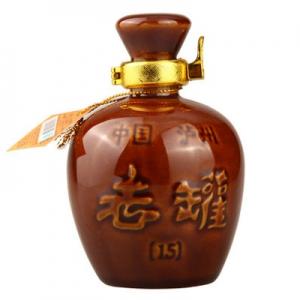 中国沈酒老罐老窖浓香型白酒45度